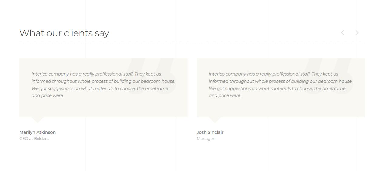 Interico WordPress Theme Documentation